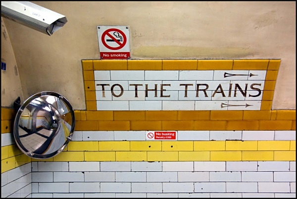 To the Trains - ARPS Images