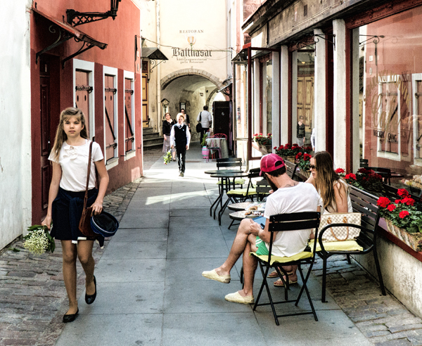 Tallinn old town - Travels Abroad