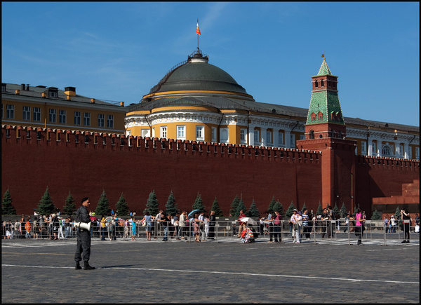 Moscow - Red Square - Travels Abroad