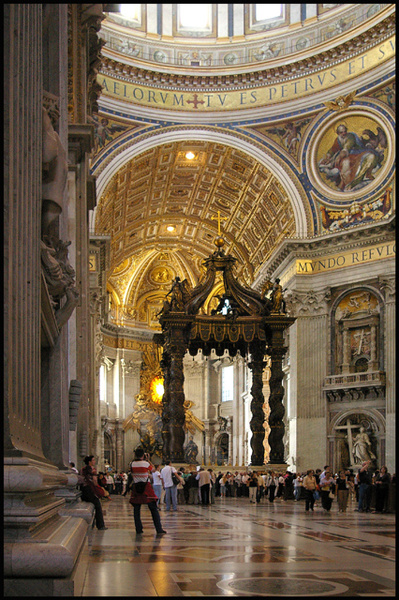 Rome - St Peters - Travels Abroad