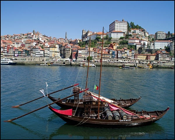 Oporto - Portugal - Travels Abroad