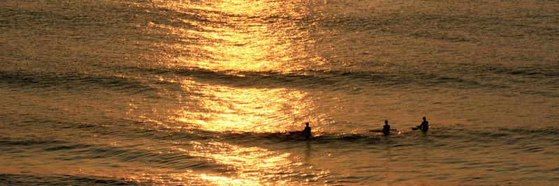 Golden Surf No.2 - Panoramas