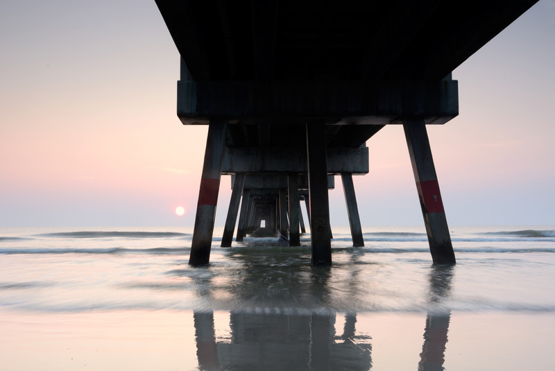 Under the Pier - Beaches