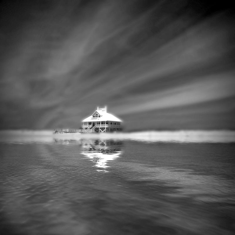 Dream House - Imaginary Worlds in Black & White