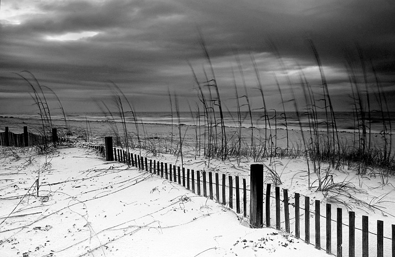 The Coming Storm No.2 - Travel - Black & White