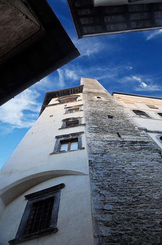 Spoleto Tower - Travel in Color