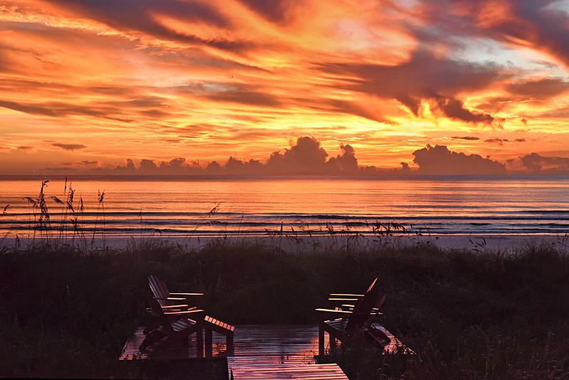 Sunrise Seating - Beaches