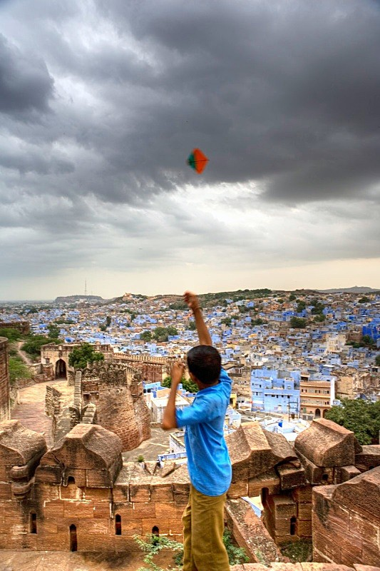 Blue City Jodhpur - Travel