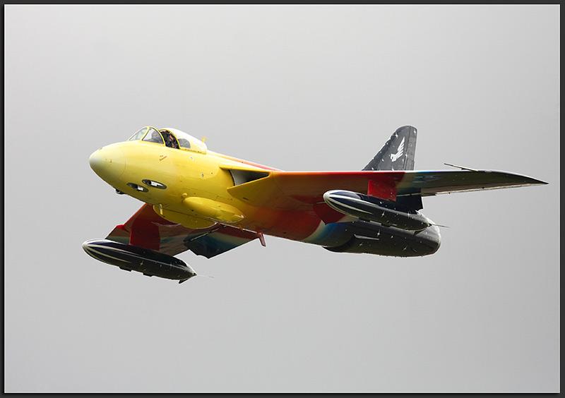 Hawker Hunter - Aviation