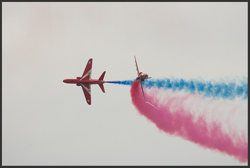 The 'Red Arrows' - Aviation