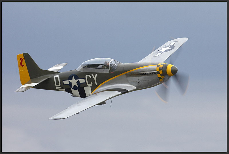 P51 Mustang - Aviation