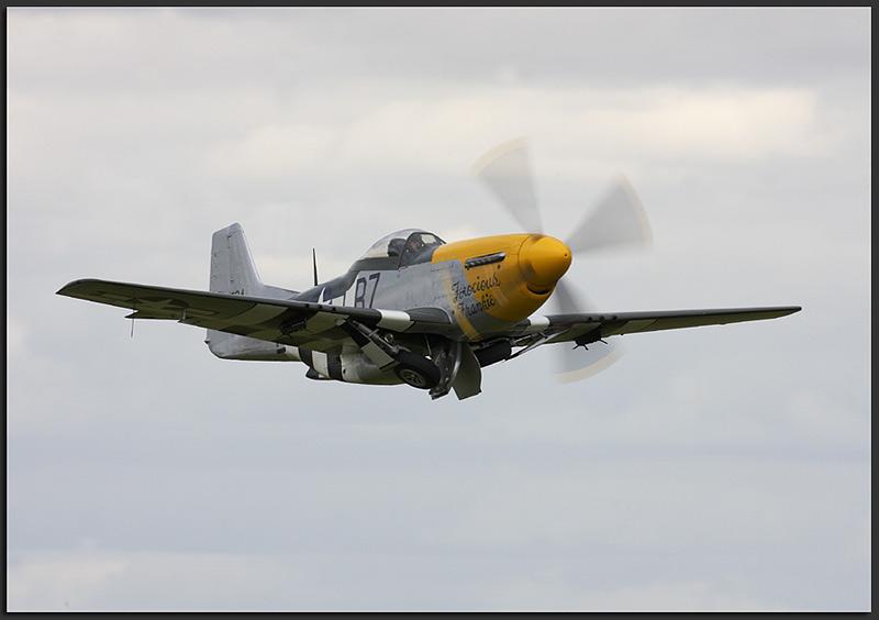 P51 Mustang - Aviation