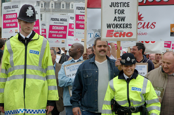 Workers justice - Protest