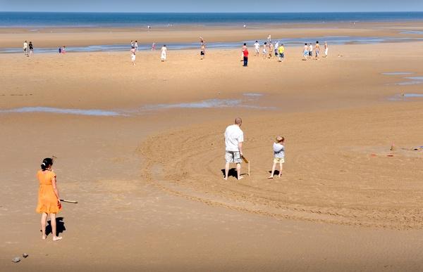 Blackpool beach - Various
