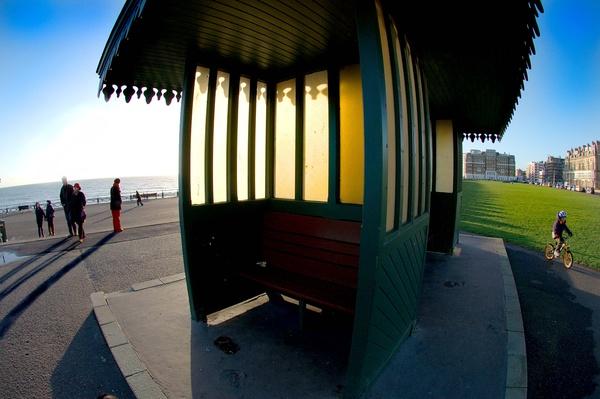 Hove shelter - Brighton and Hove
