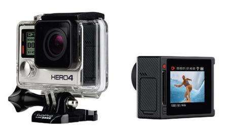 GoPro Hero 4 Silver - GoPro Hero 4 & 3 Cameras & Accessories