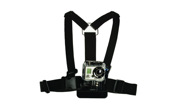 GoPro Chest Mount Harness Hire Rental