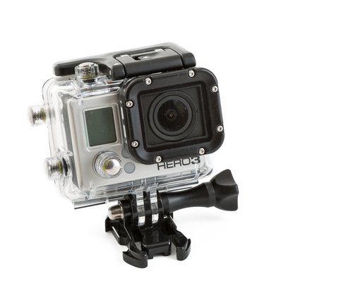 GoPro Hero 3 Black for Hire - GoPro Hero 4 & 3 Cameras & Accessories