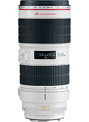 Canon 70-200 2.8 Lens for Hire - Canon Lenses or Hire