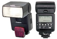 Canon 550EX Speed Light for Hire - Camera Speed Light & Accessories