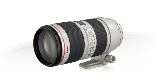 Canon 70-200 L IS 2.8 Mark II Lens for Hire - Canon Lenses or Hire