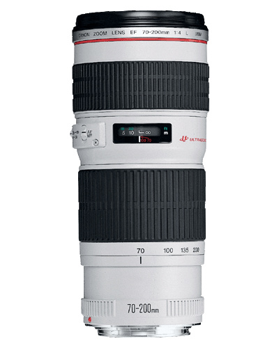 Canon EF 70-200mm f/4 F4.0 L USM Lens for Hire - Canon Lenses or Hire