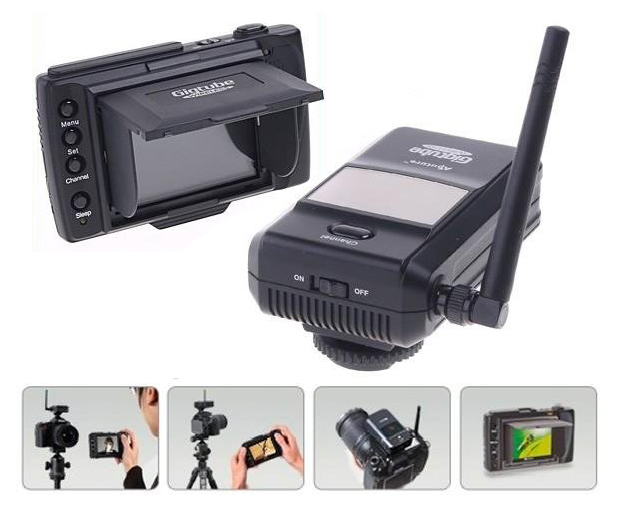 Wireless Remote Digital Viewfinder for Canon for Hire - Camera Speed Light & Accessories