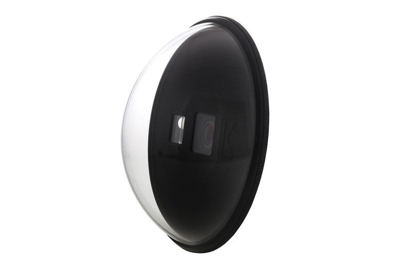 Knekt Dome for GoPro half underwater for Hire - GoPro Hero 4 & 3 Cameras & Accessories