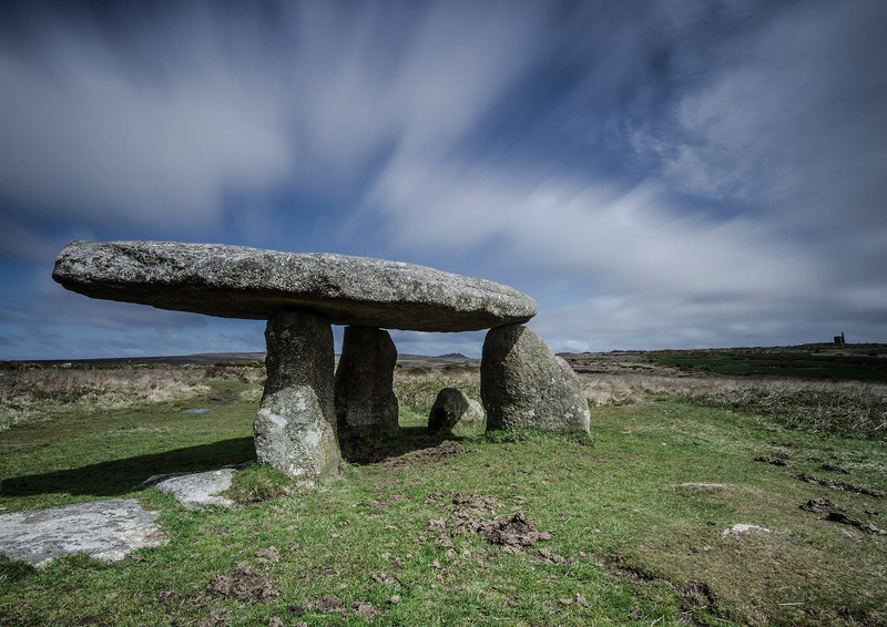 Lanyon Quoit , Cornwall - Ancient Sites