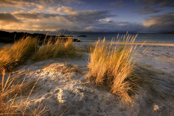 Ben's Beach - Highlands of Scotland