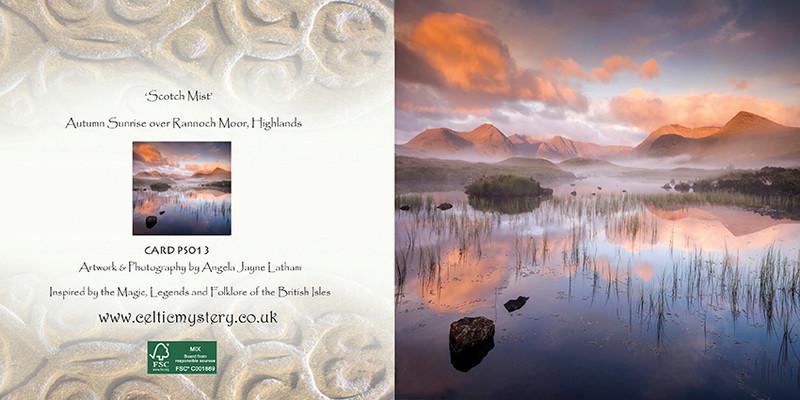 PS013 Scotch Mist - Scottish Landscapes