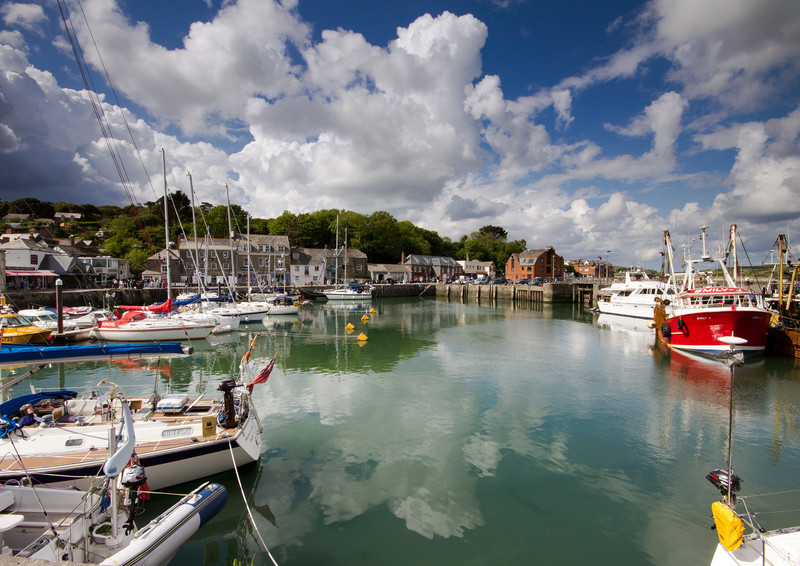 Padstow Harbour - Celtic Cornwall