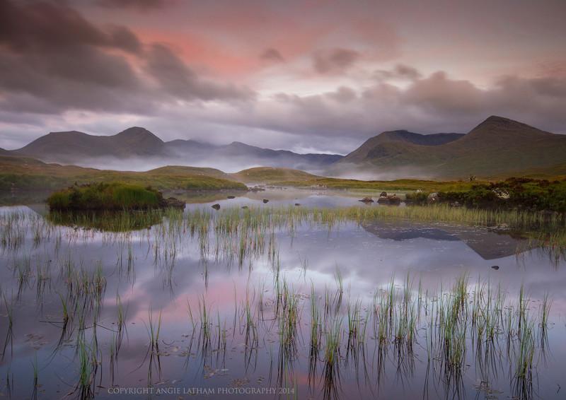 Scotch Mist - Highlands of Scotland