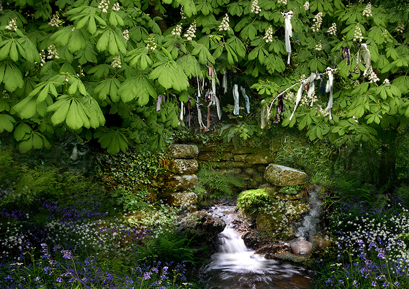 Hidden Holy Well - Enchanted Places