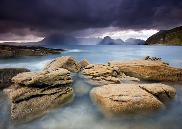 Purple Rain , Elgol - Isle of Skye