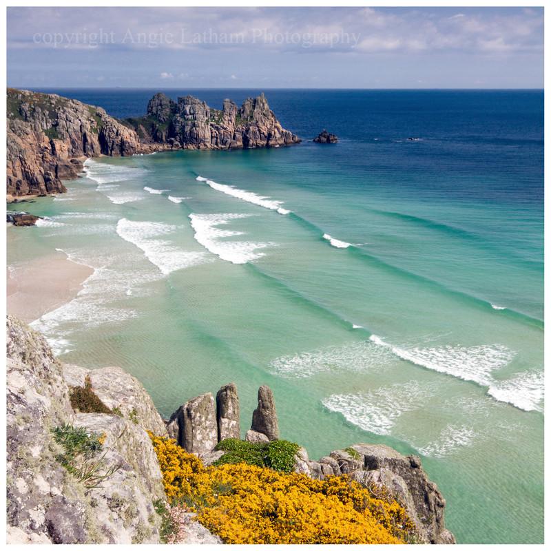 PS041 Cornish Blue , Penwith - Magical Britain
