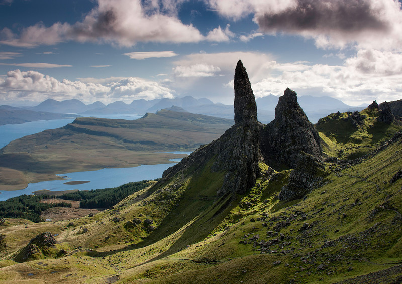 The Old Man of Storr, Isle of Skye - Ancient Sites
