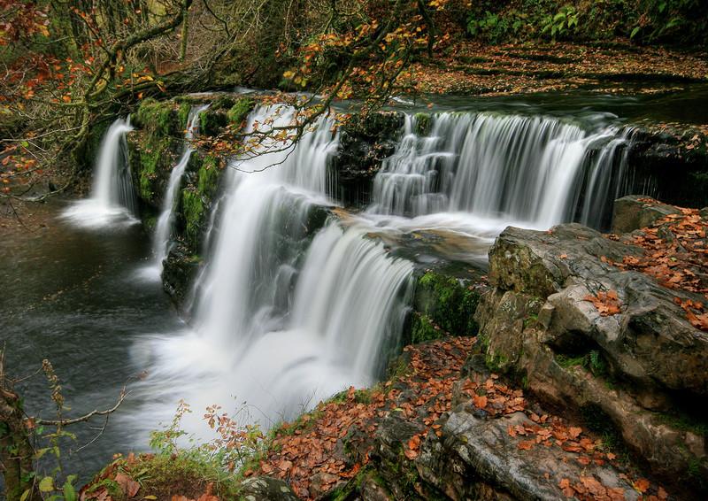 Brecon Waterfalls - Celtic Wales