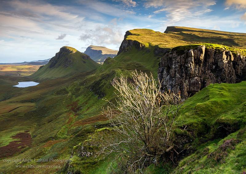 Ancient Ridge - Trotternish - Isle of Skye