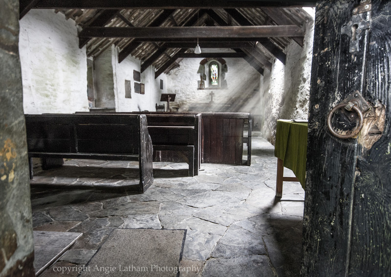 St.Piran's Chapel - Holy Wells and Sacred Springs