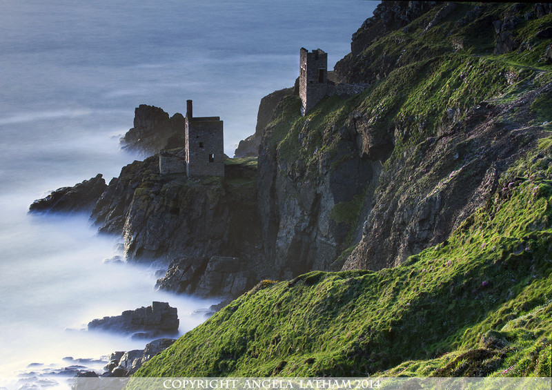 Botallack Tin Mines 2 - Celtic Cornwall