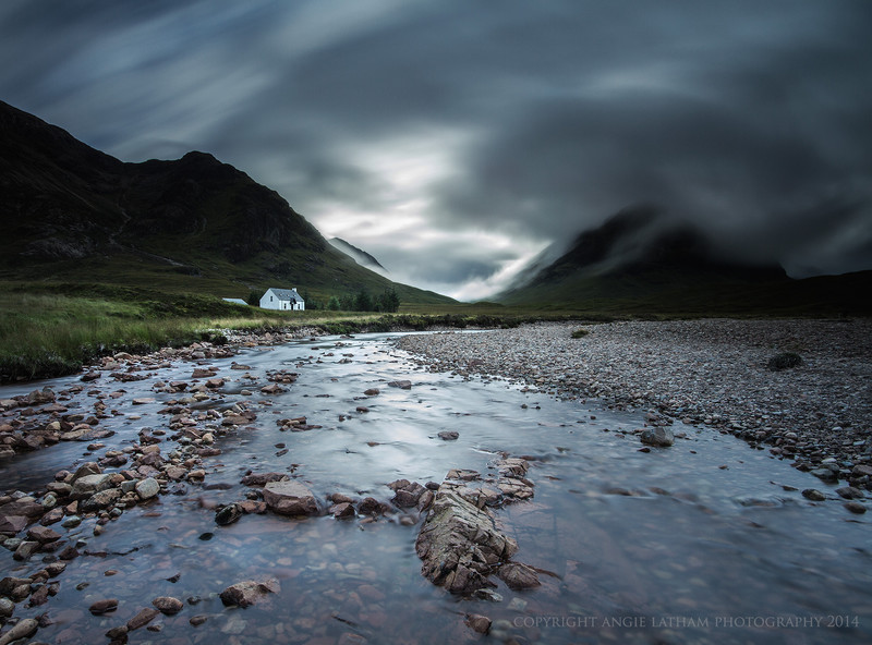 Lost in Time, Glencoe - Highlands of Scotland