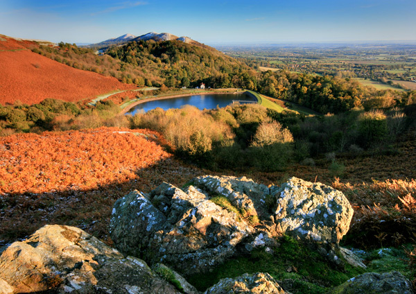 Forever Autumn - The Malvern Hills