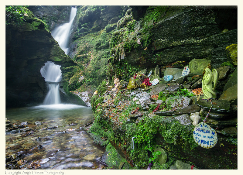 St.Nectan's Nieve 2 - Holy Wells and Sacred Springs