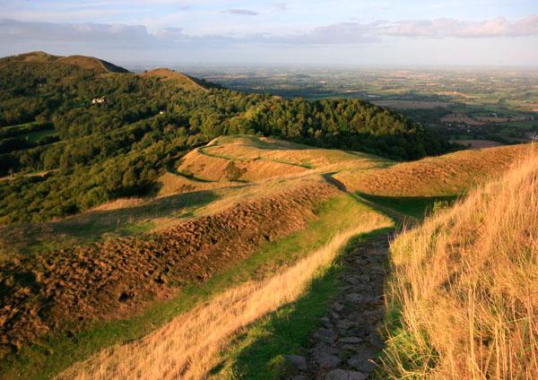 Herefordshire Beacon - The Malvern Hills