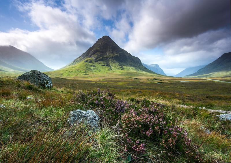 Buachaille Etive Beag - Highlands of Scotland