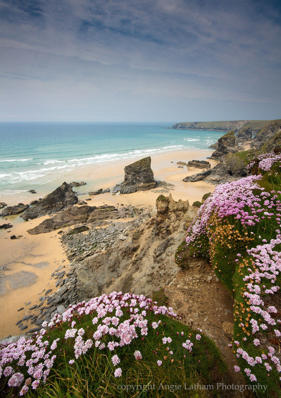 Bedruthan Steps 2 - Celtic Cornwall