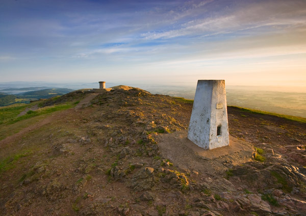 Beacon Pinacles - The Malvern Hills
