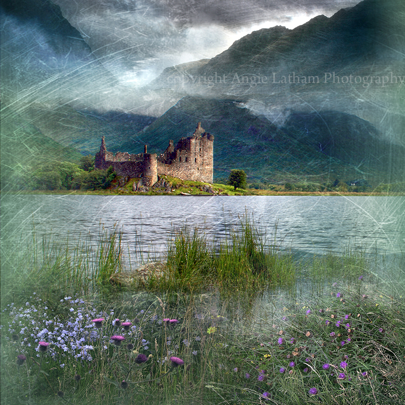 Kilchurn Castle, Loch Awe - Spirit of the Highlands
