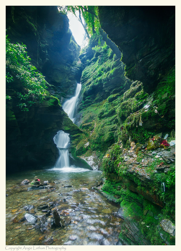 St. Nectan's Glen, Cornwall 2 - Ancient Sites